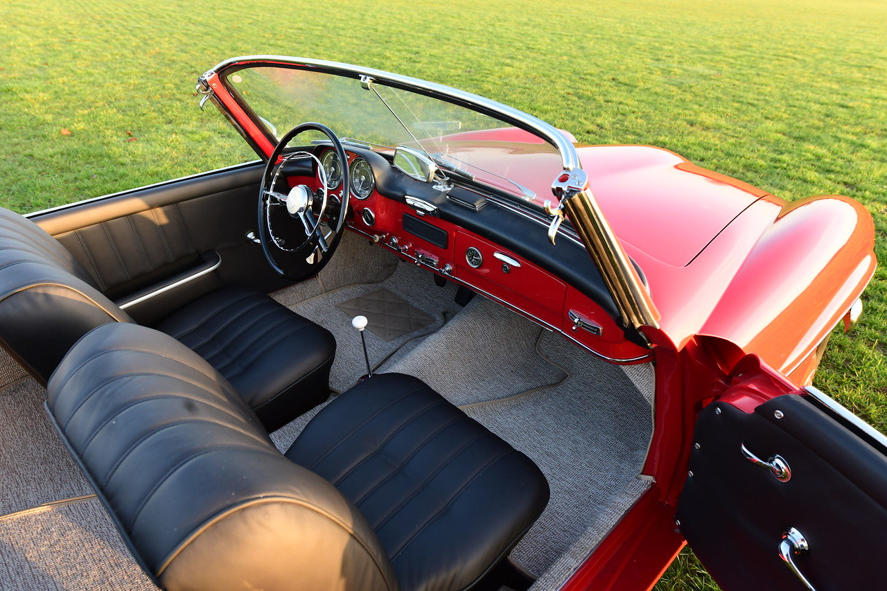 1957 Mercedes Benz 190 SL For Sale (picture 4 of 6)
