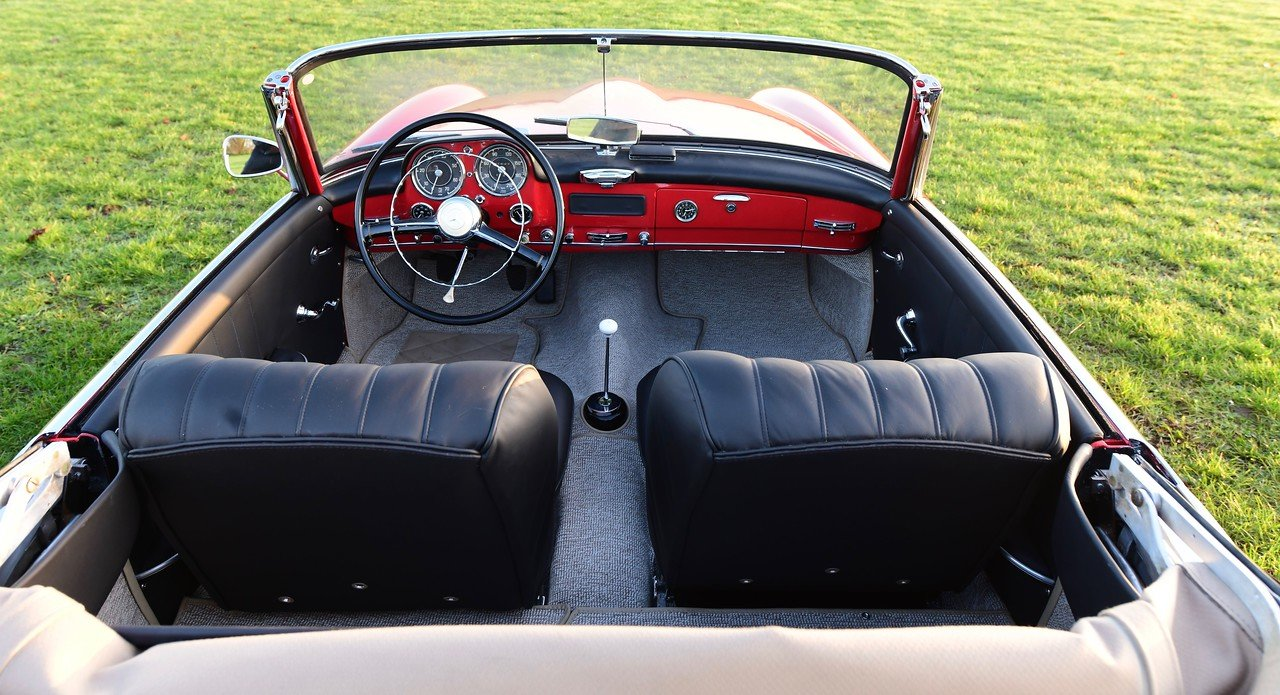 1957 Mercedes Benz 190 SL For Sale (picture 5 of 6)