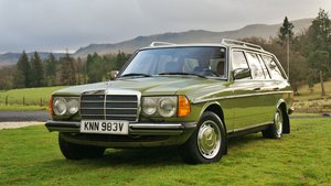1979 Mercedes 250 t estate left hand drive For Sale