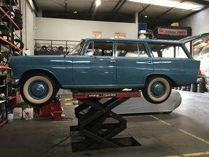 1963 Mercedes-Benz 200 D Universal LHD