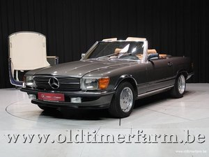 1986 Mercedes-Benz 300SL '86