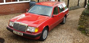 1991 Mercedes Benz 300 TE 24V .  1 Owner. Superb Cond For Sale