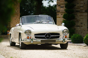 1957 Mercedes 190SL stunning For Sale