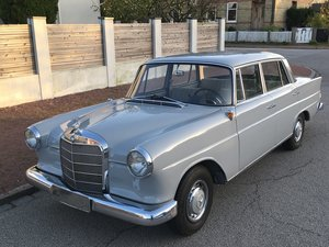 1964 Mercedes Fintail in extraordinary condition For Sale