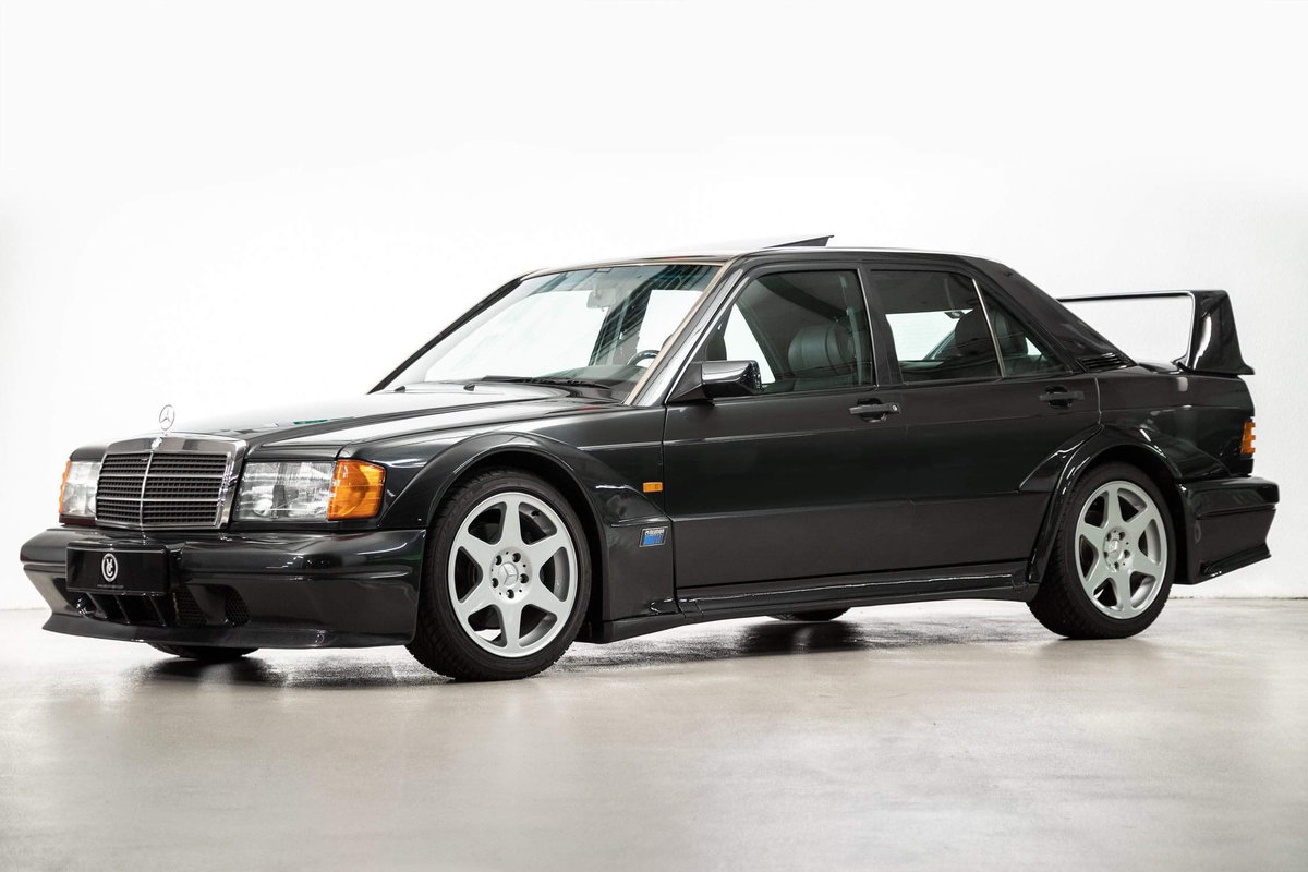 1990 Mercedes Benz 190E EVOII 112/502 SOLD (picture 1 of 23)