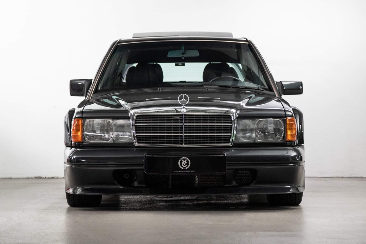 1990 Mercedes Benz 190E EVOII 112/502 SOLD (picture 2 of 23)