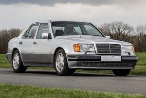 1991 J Mercedes 500e 5.0 V8 Ex Rowan Atkinson CBE