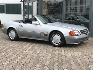 1992 ONE OWNER RHD MERCEDES R129 500SL IN NEW CONDITION - REDUCED For Sale