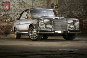 1966 Mercedes Benz 220 Seb cabriolet For Sale