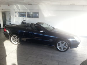 2002 Mercedes sl 500 For Sale