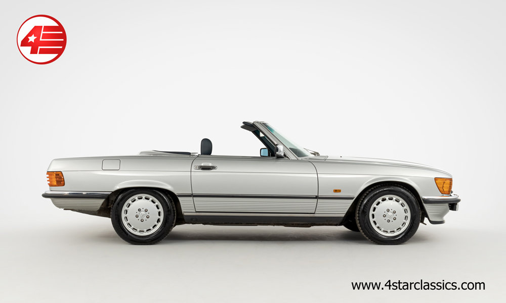 1989 Mercedes R107 300SL /// Outstanding /// 27k Miles For Sale (picture 2 of 6)