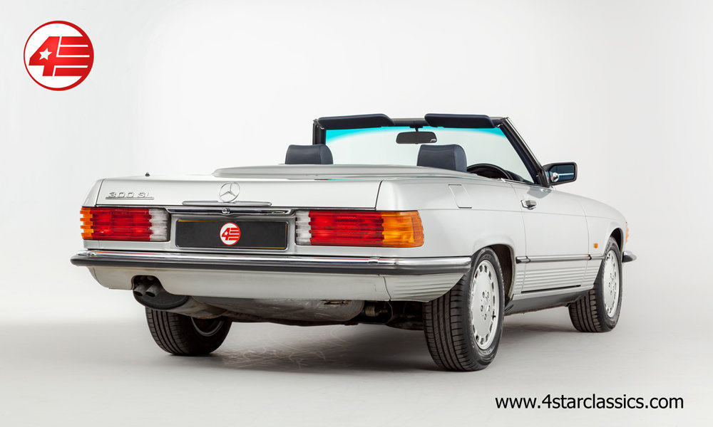 1989 Mercedes R107 300SL /// Outstanding /// 27k Miles For Sale (picture 3 of 6)