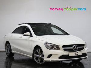 2016 Mercedes-Benz CLA Class CLA 220D Sport 4dr Tip Auto SOLD