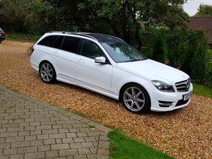 2014 Mercedes C250 AMG Premium plus Diesel Estate