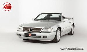 1991 Mercedes R129 300SL-24 /// Just Serviced /// 59k Miles For Sale