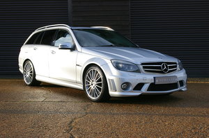 2009 Mercedes Benz C63 AMG 6.2 V8 Estate Automatic (27,000 miles) SOLD