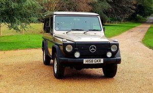 1990 Mercedes-Benz G Wagon M2 300GD - Amazing! For Sale