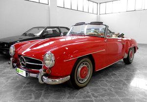 MERCEDES (W121) 190 SL ROADSTER (1956) RESTORED For Sale