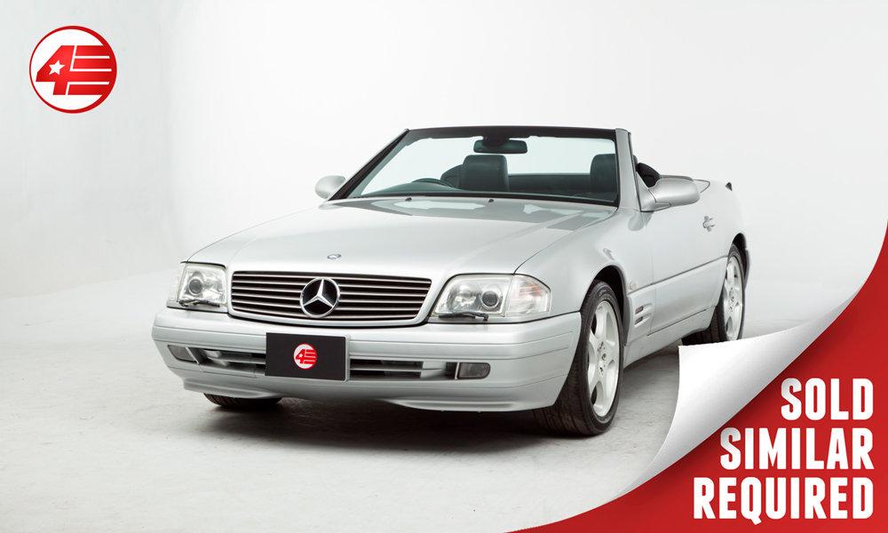 1999 Mercedes R129 SL320 V6 /// Facelift /// Just 25k miles SOLD (picture 1 of 3)