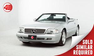 Picture of 1999 Mercedes R129 SL320 V6 /// Facelift /// Just 25k miles SOLD