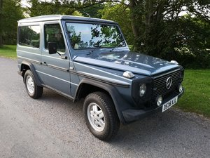 1987 Mercedes G Wagon 230GE For Sale