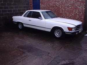 Picture of 1979 MERCEDES 450SLC FOR RENOVATION SOLD