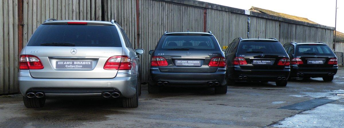2004 Mercedes E55 AMG Estate For Sale (picture 6 of 6)