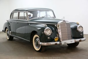 1956 Mercedes-Benz 300C Adenauer For Sale