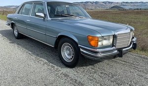 1978 Mercedes 400-Series 6.9 Full Restored + Rare Fast $53k