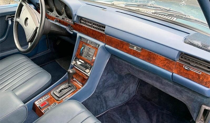 1978 Mercedes 400-Series 6.9 Full Restored + Rare Fast $53k For Sale (picture 6 of 6)