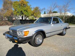 1980 MERCEDES BENZ 450SL For Sale