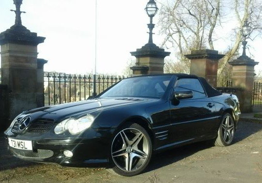 2000 SL320 Dreamcars Baveria SLR conversion  For Sale (picture 2 of 6)