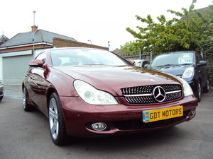 2005 Mercedes W219 CLS500 V8 Petrol – Low Mileage For Sale