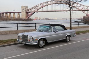 # 23179 Original 1969 Mercedes-Benz 280SE Cabriolet For Sale
