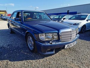 Picture of 1992 MERCEDES 420SEL 4.2 V8 LWB LEATHER ZENDER BODYKIT  For Sale