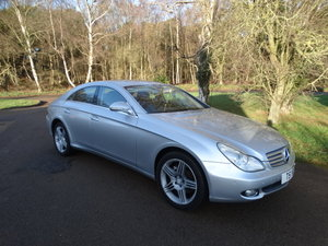 2007 Mercedes 5.0 CLS For Sale