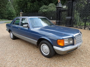 1984 Mercedes 280SE *ONLY 22,000 MILES* For Sale