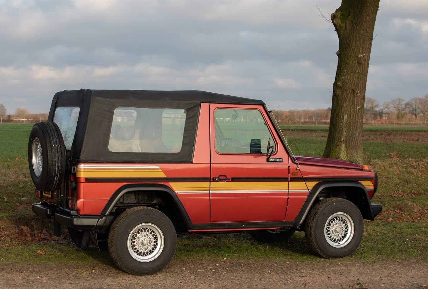 1986 Mercedes G, Mercedes 230 GE, Mercedes 4x4, Mercedes SOLD (picture 1 of 4)