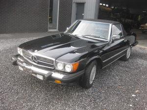 Mercedes SL 560 Cabrio 1989 Last model ! 69000miles Carfax!