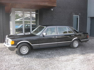 1985 Mercedes 500 SEL Long Model ! Super Clean Limousine ! For Sale