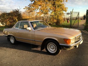 1980 Mercedes Benz 280 SL 2dr For Sale