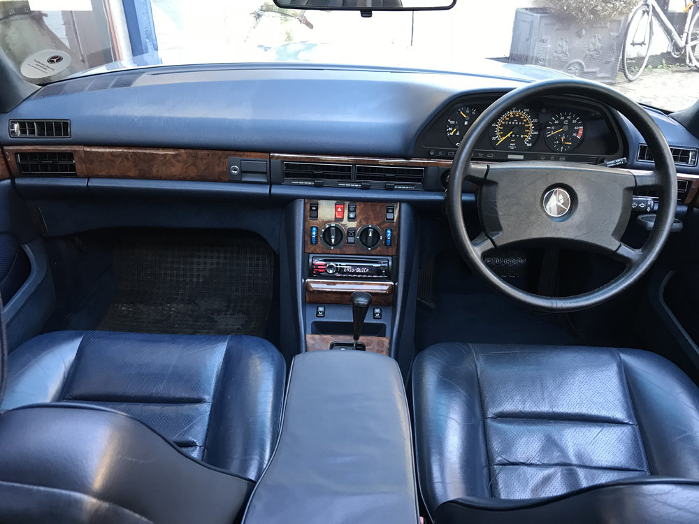 1988 Mercedes Benz 420SEC For Sale (picture 2 of 20)