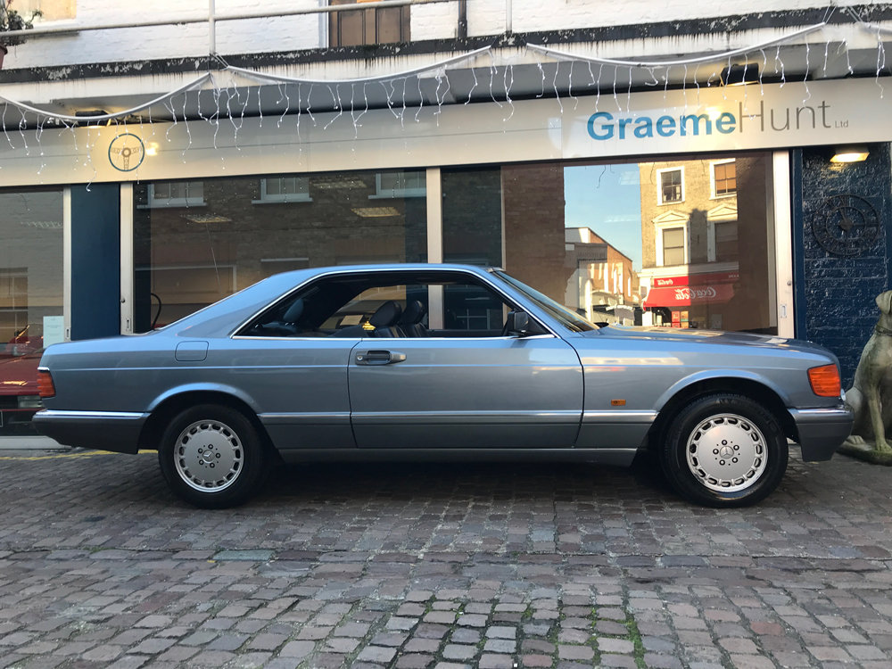1988 Mercedes Benz 420SEC For Sale (picture 3 of 20)