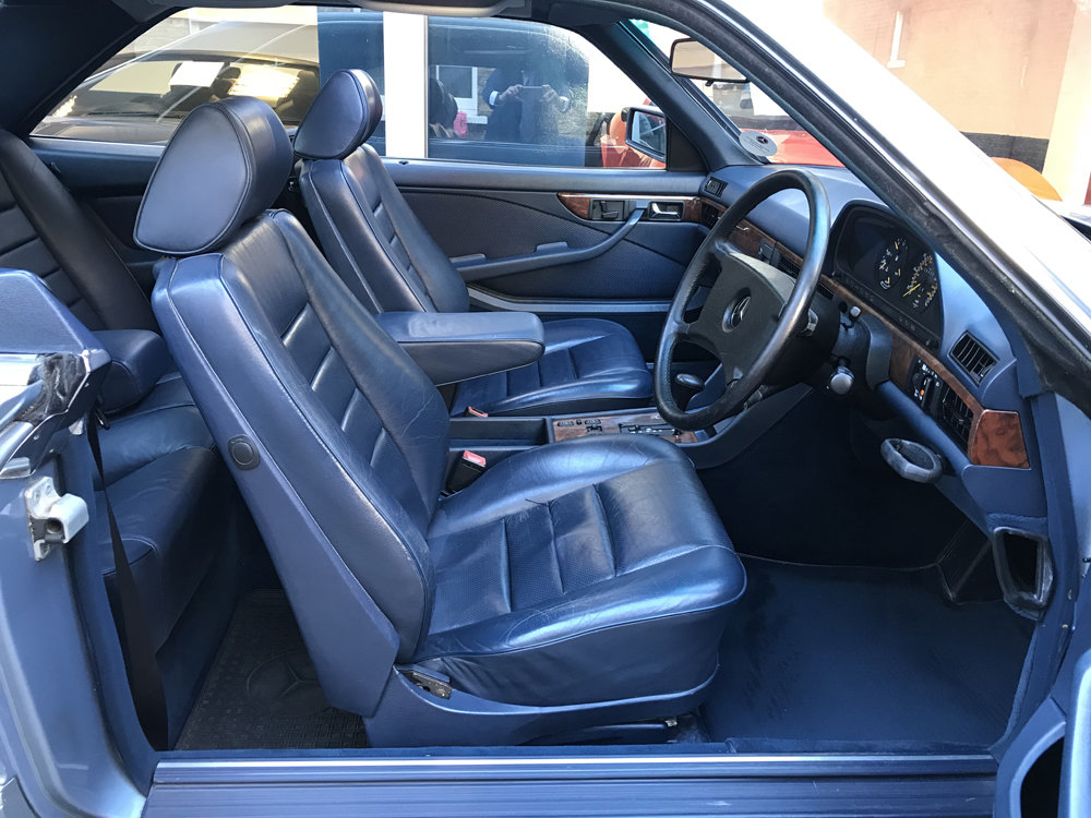 1988 Mercedes Benz 420SEC For Sale (picture 4 of 20)