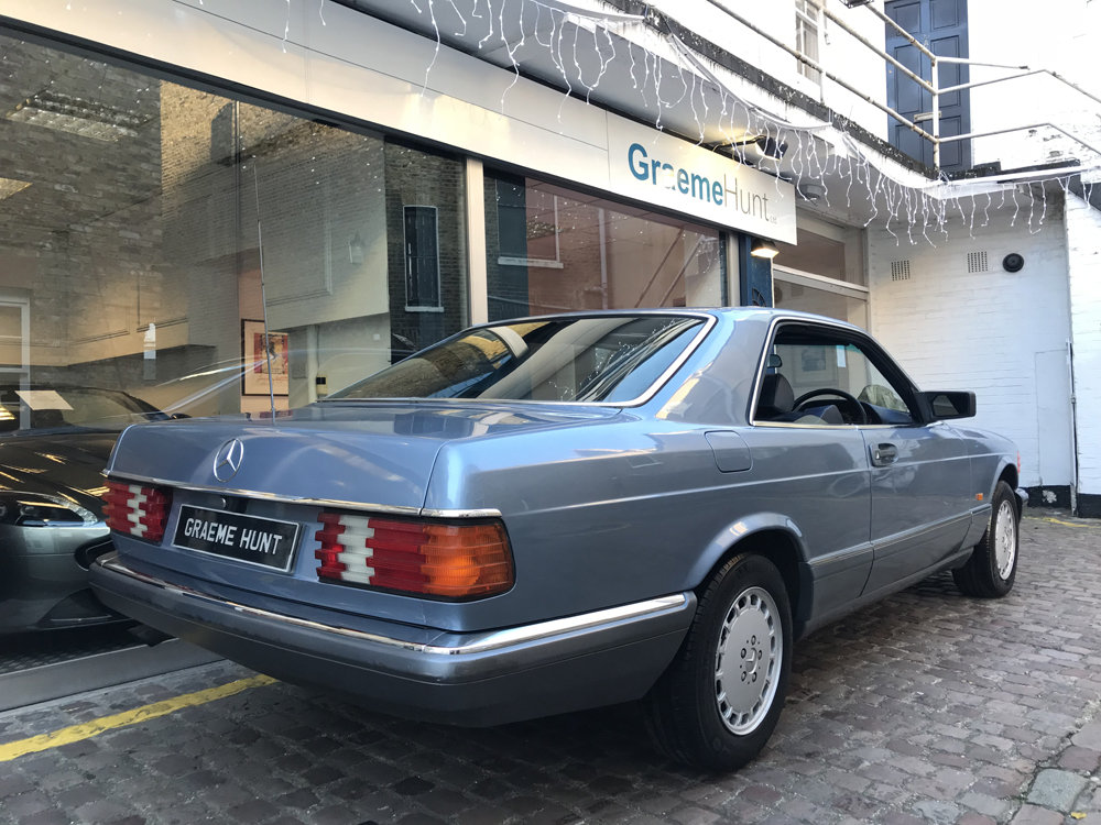 1988 Mercedes Benz 420SEC For Sale (picture 5 of 20)