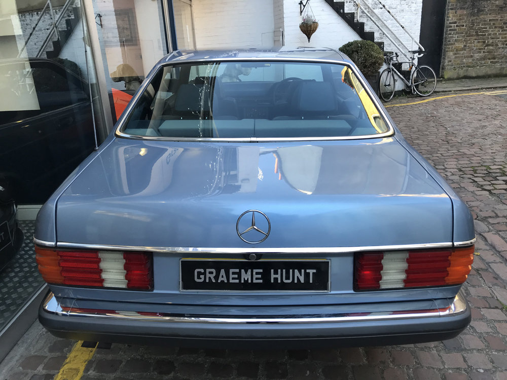 1988 Mercedes Benz 420SEC For Sale (picture 7 of 20)