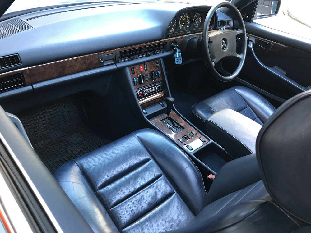 1988 Mercedes Benz 420SEC For Sale (picture 11 of 20)