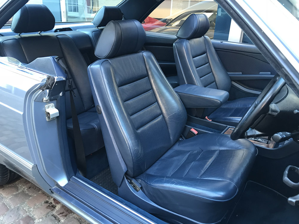 1988 Mercedes Benz 420SEC For Sale (picture 15 of 20)