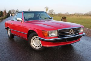 1971 Mercedes Benz SL 350 V8 With Hard Top For Sale