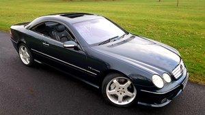 2003 Mercedes cl55 amg 5.4 kompressor 500bhp